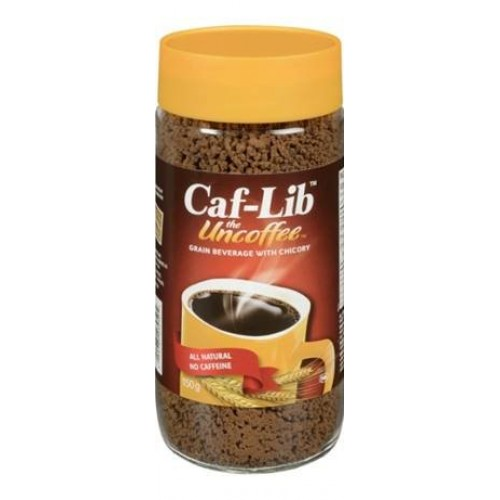 Caf-Lib Coffee Substitute Soluble