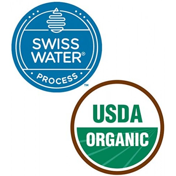 2LB Cafe Don Pablo Subtle Earth Organic Swiss Water Process Deca...