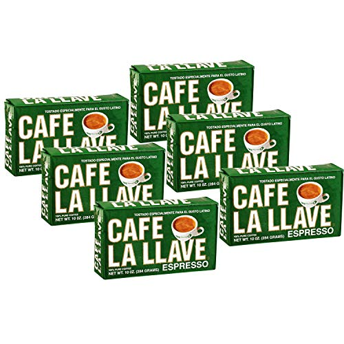 Cafe La Llave 10 oz 6 Pack