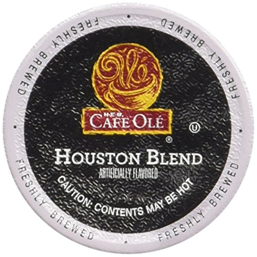 H.E.B. Taste of Texas-Houston Blend single brew