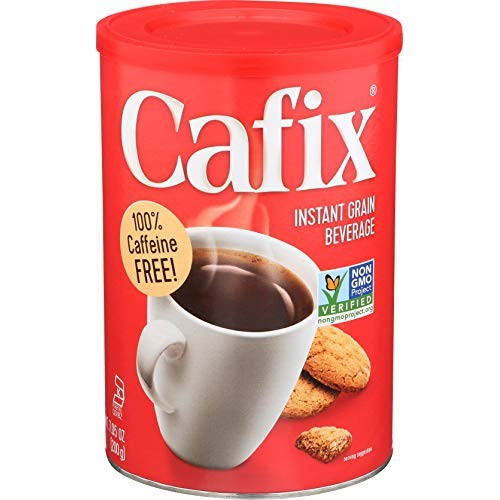 Cafix Caffeine-Free All-Natural Instant Coffee Substitute, 7.05-...