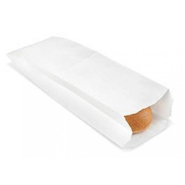 CakeSupplyShop Packaged - 5 X 3 X 18 Long White Paper Italian B...
