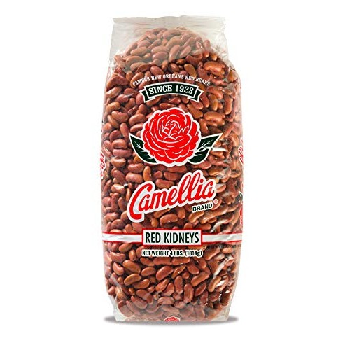 Camellia Red Kidney Beans 4 Pounds