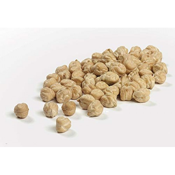Camellia Brand Dry Garbanzo Beans Chickpeas, 1 Pound Pack of 2
