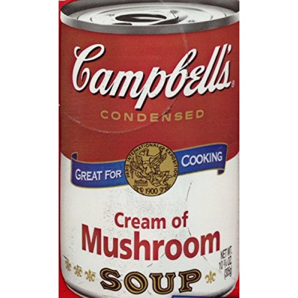 Cream of Mushroom Soup 12/10.75 Oz. Cans