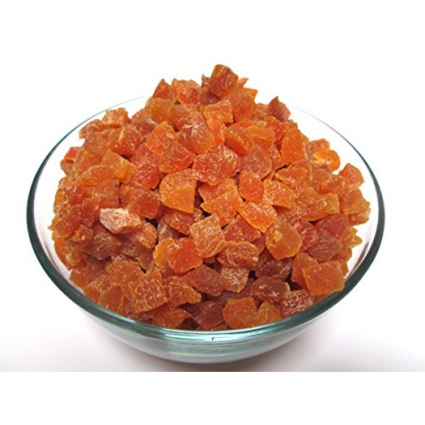 Dried Apricot Dices 5 LB bag