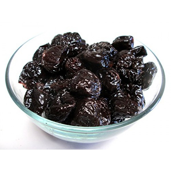 Dried California Pitted Prunes, 3 LB Bag