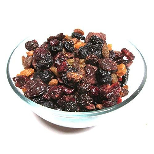 Premium Mixed Dried Berries, 3 LB Blueberry, Cherry, Strawberry...