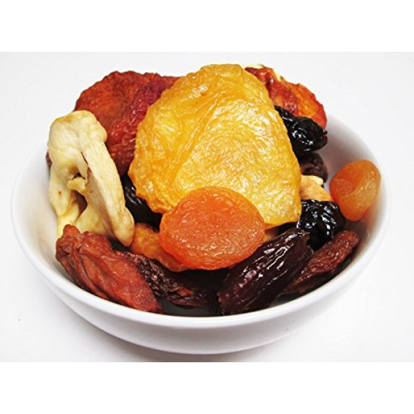 Sunrise Mixed Dried Fruits-No Added Sugar, 32 oz. Free Shipping ...