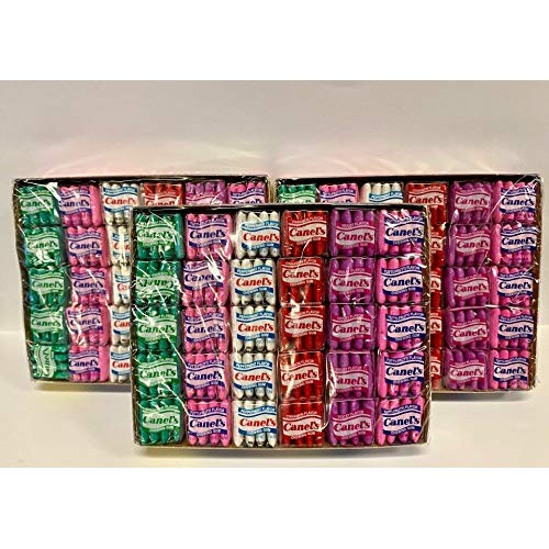 Canels Gum Box Original 60count Per Pack, 3 Packs Total 180 Units