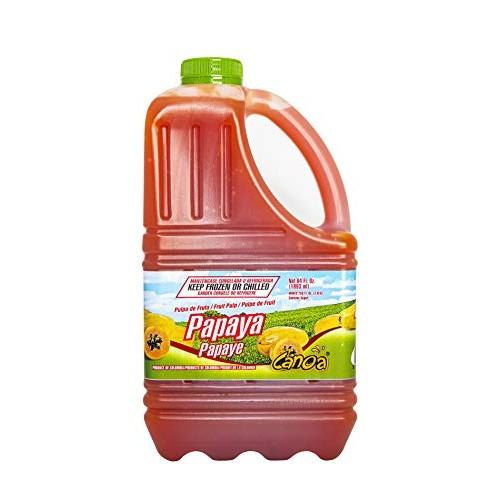 Natural Fruit Purees / Fruit Pulp Papaya