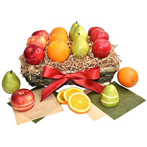 Premium Signature Orchard Fruit Basket