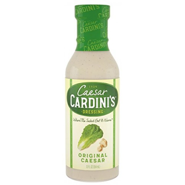 Cardinis Original Caesar Dressing 350ml - Pack of 6