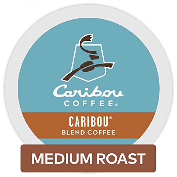Caribou Coffee Caribou Blend Keurig Single-Serve K-Cup Pods, Me...