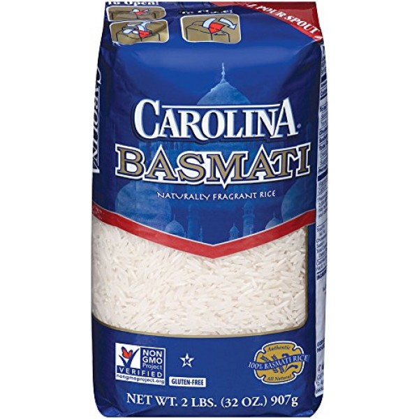 Carolina Basmati Rice, 2 lb.