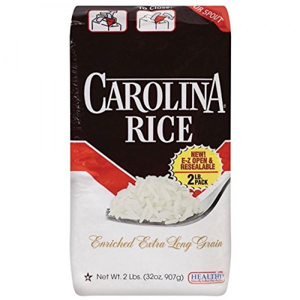 Carolina White Rice, 2 lb.