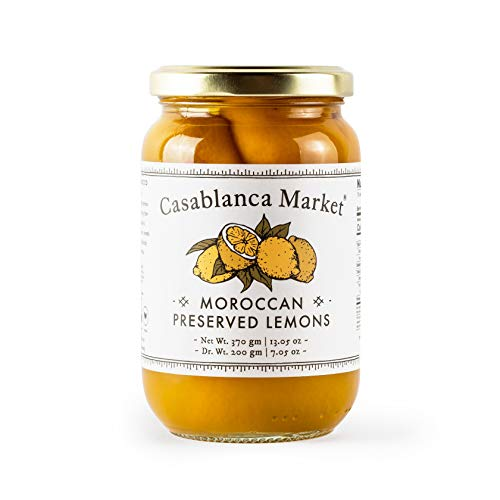 Casablanca Market Moroccan Preserved Lemons All Natural Aromatic...