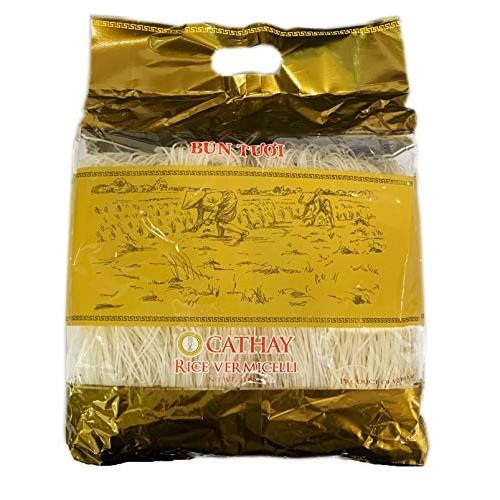 Cathay Vietnamese Rice Stick Vermicelli Noodles BUN TUOI 2lbs