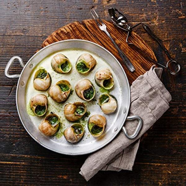 Cavair Line Escargot Snails Empty Giant Shells - 24 pcs - Extra ...