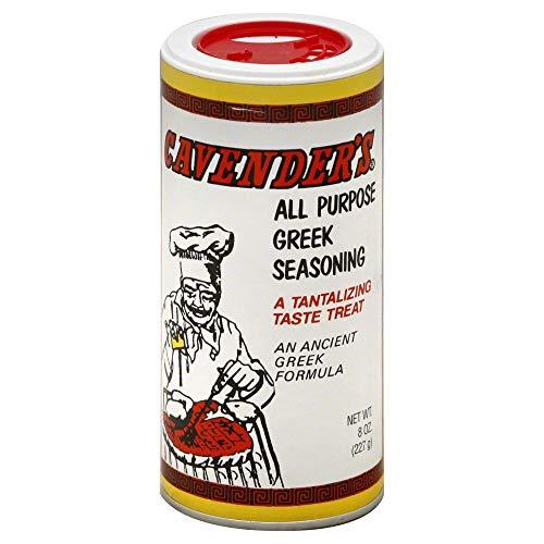 Cavenders All Purpose Greek Seasoning, 2-8 oz containers