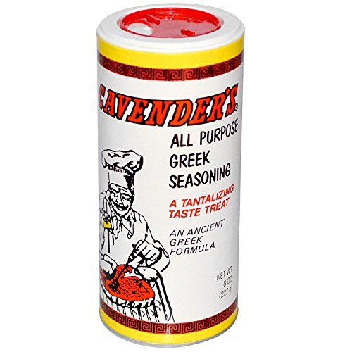 Cavenders, All Purpose Greek Seasoning, 8 oz 227 g - 2pcs
