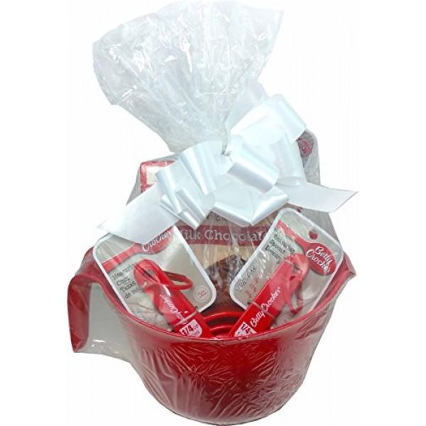 Betty Crocker Baking Lovers Delight Dessert Basket ~ Includes Be...