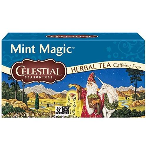 Celestial Seasonings, Mint Magic, 20 ct