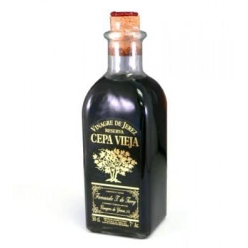 Cepa Vieja Sherry Vinegar From Spain, 16.94 Fluid Ounce by Cepa ...