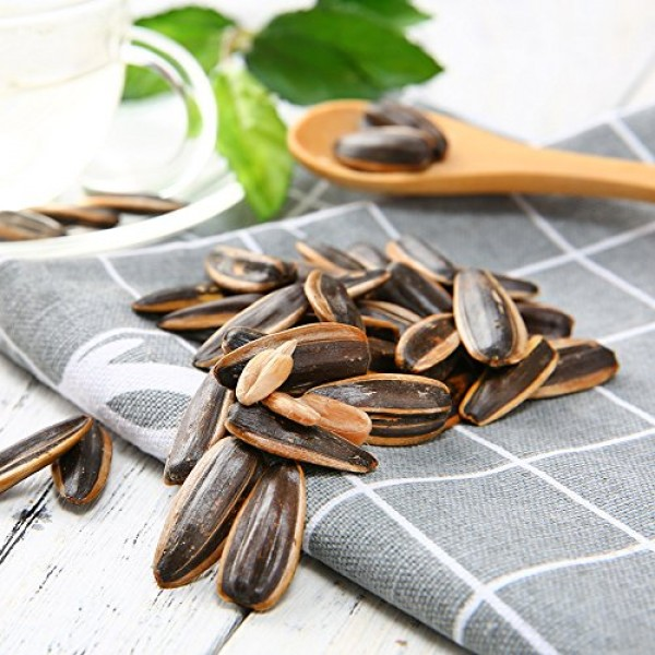 ChaCha Roasted 100% Natural Boiling and Drying Sunflower Seeds C...