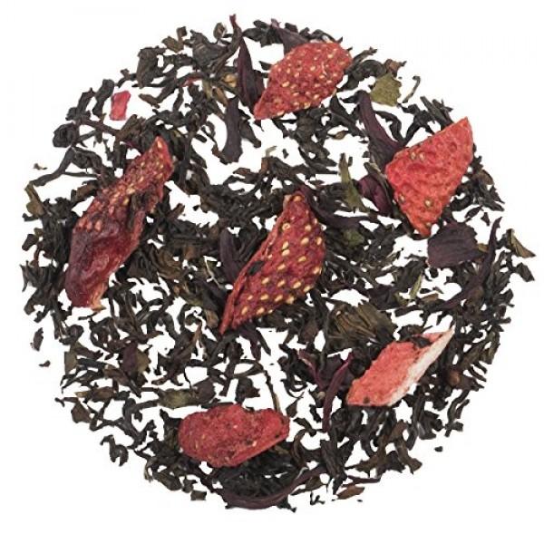 ChaiSafari Strawberry Blast Iced Tea, 100 Grams