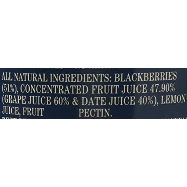Charles Jacquin-St.Dalfour Consrv, Blk Rasp, 100% Fruit, 10-Ounc...