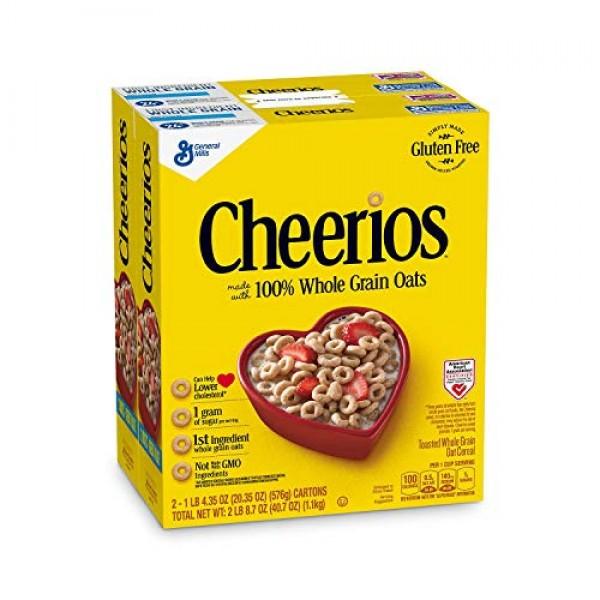 Cheerios Gluten-free Cereal 20.35 oz., 2 pk.