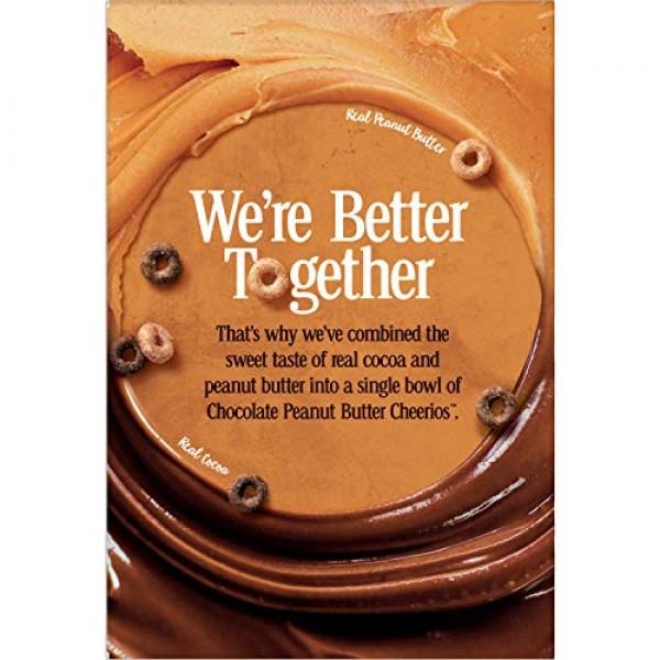 Blueberry Cheerios Cereal, Gluten Free Breakfast Cereal 10.9 oz ...