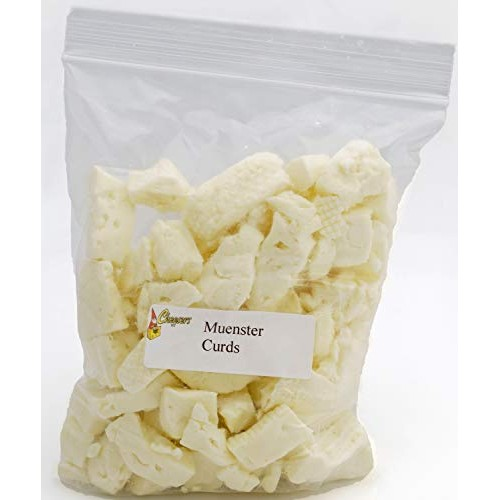 Muenster Cheese Curds 1 LB.