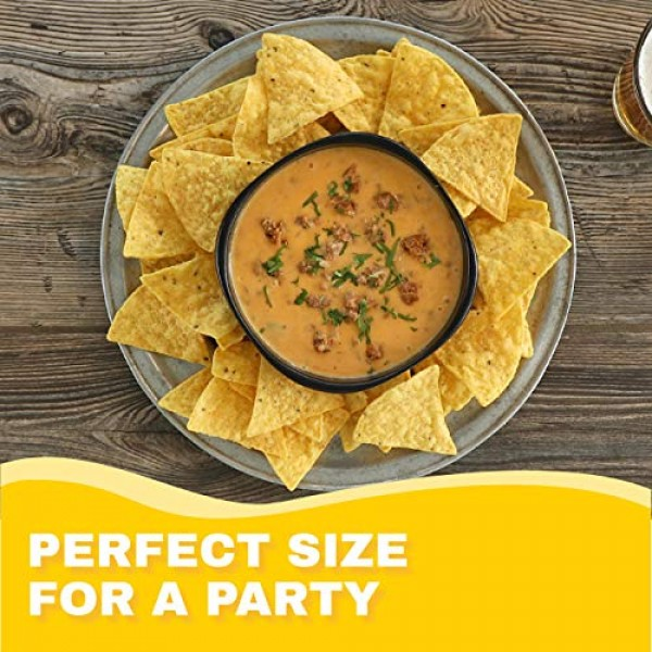 Chef-mate Que Bueno Nacho Cheese Sauce and Queso, Canned Food, 6...