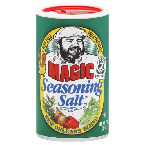 2 Pack: Chef Paul Prudhommes Magic Seasoning Salt New Orleans B...