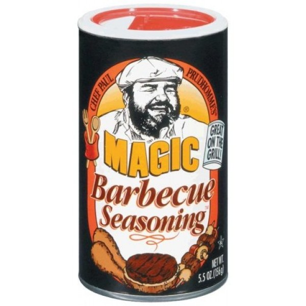 Magic seasoning blends ssnng bbq 5.5oz
