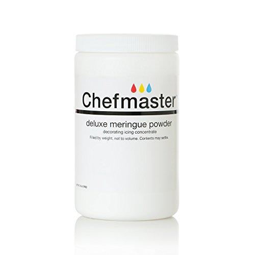 Chefmaster Deluxe Meringue Powder for Baking & Decorating, Certi...