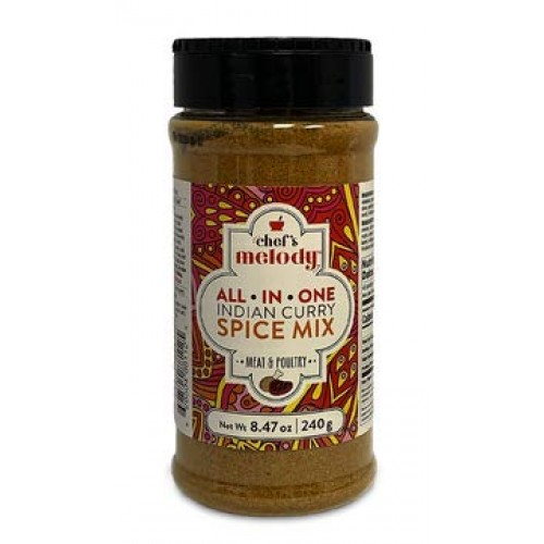 Indian Curry Spice Mix for Meat/Poultry Meals All-in-One , 8.4...