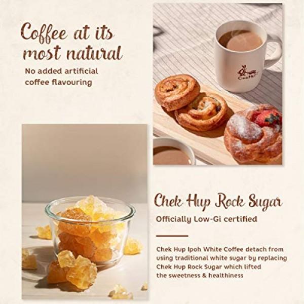 Malaysia Chek Hup 3 In 1 Ipoh White Coffee- Original 12 sachets...