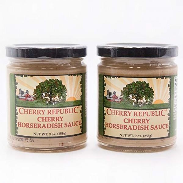 Cherry Republic Cherry Horseradish Sauce - Michigan Cherries - S...