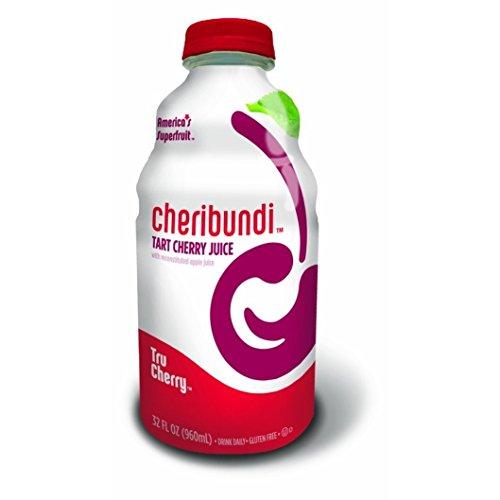Cherrribundi Tart Cherry Juice, 8-Ounce Pack of 12