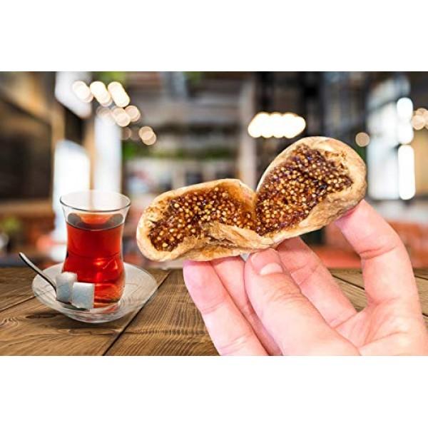 CHESHNI All Natural NON GMO Fiber Rich Vitamin Rich Dried Figs f...