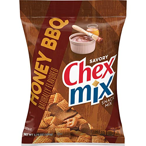 Chex Mix Honey BBQ, 2.48 Pound Pack of 8