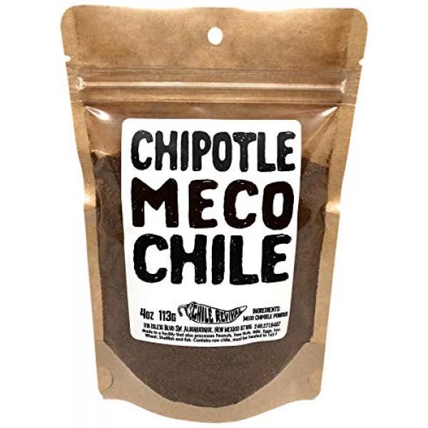 Chipotle Chile Powder - Meco Or Morita Meco Chipotle