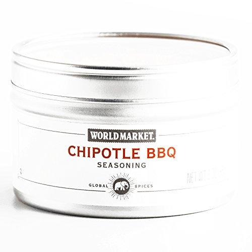 Chipotle BBQ Seasoning 3 oz each (4 Items Per Order, not per case)