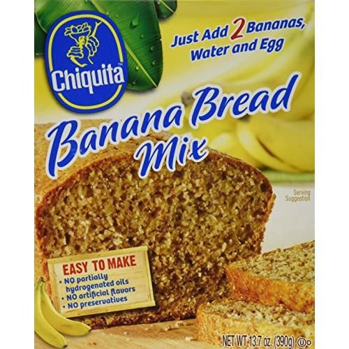 Chiquita Banana Bread Mix - 3 Boxes