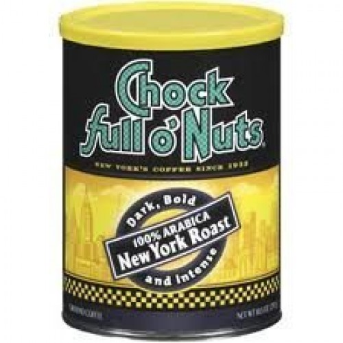 Chock Full oNuts New York Roast 10.5 oz. Pack of 2