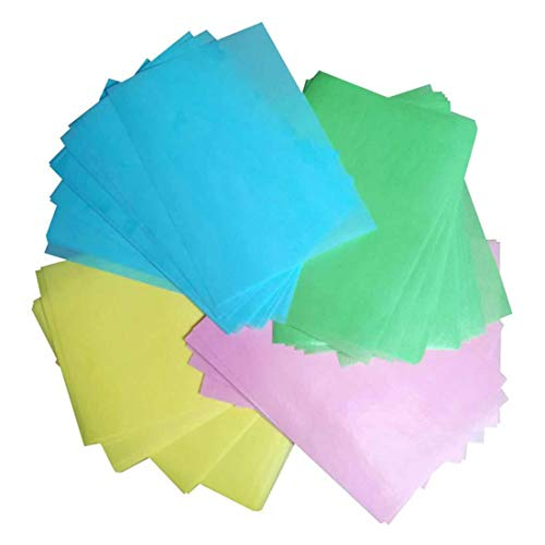 Colorful Tasty Imaginations Apprentice Wafer Paper, 25 count A4...
