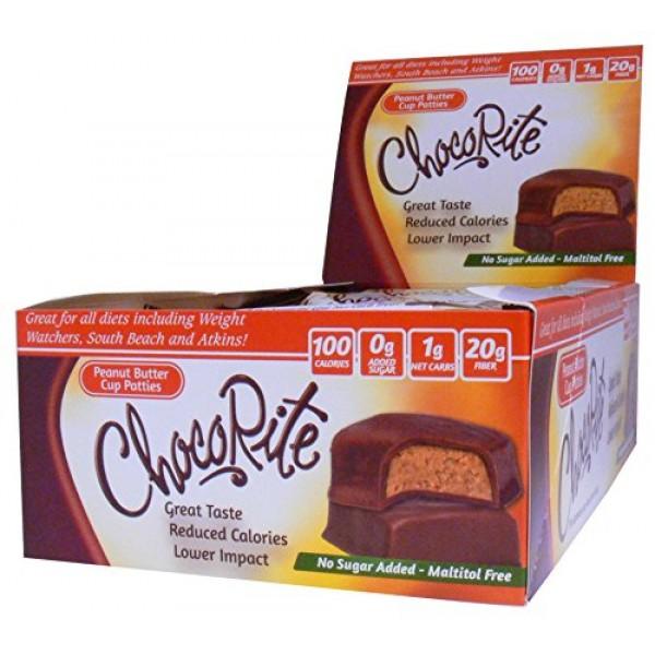 ChocoRite ChocoRite Peanut Butter Cup Patties, Peanut Butter Cup...